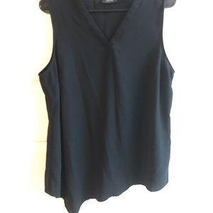apt 9 asymmetrical blouse